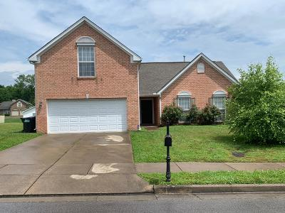 Nashville Single Family Home For Sale: 2324 Hockett Dr