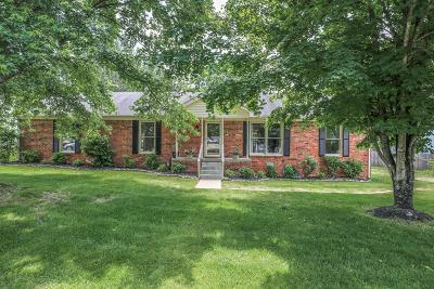 Murfreesboro Single Family Home For Sale: 1406 Belle Oaks Dr