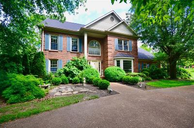 Clarksville Single Family Home For Sale: 419 Savannah Trace Dr
