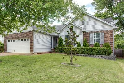 Antioch Single Family Home For Sale: 1213 Huntingboro Ct