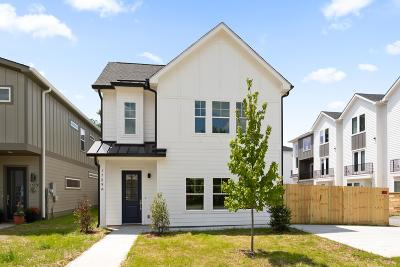 Nashville Single Family Home Under Contract - Not Showing: 1729 A Pecan St