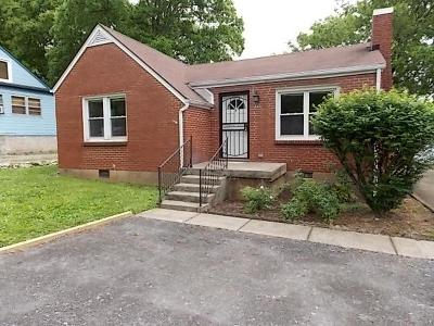 Madison Single Family Home For Sale: 841 Argle Ave