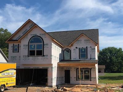 Clarksville Single Family Home For Sale: 96 Reserve At Sango Mills