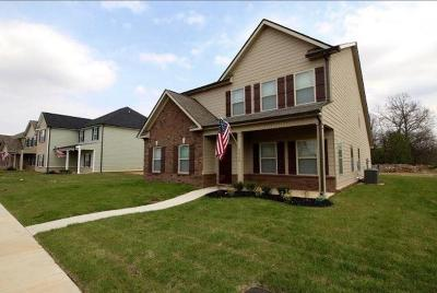 Rutherford County Rental For Rent: 2929 Cason Lane