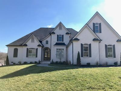 Nolensville Single Family Home For Sale: 270 Rock Cress Rd(Lot #515)