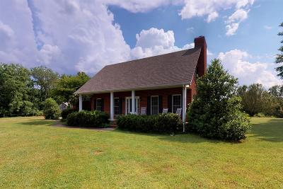 Shelbyville Single Family Home For Sale: 312 Charlie Russell Rd