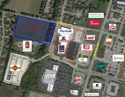 Williamson County Commercial For Sale: Wilkes Ln