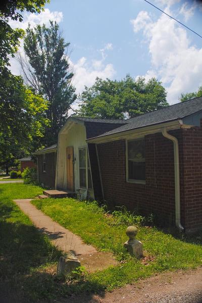 Pleasant View Single Family Home For Sale: 2304 Bradley St