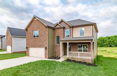 Clarksville Single Family Home For Sale: 1021 Shirley Dr.