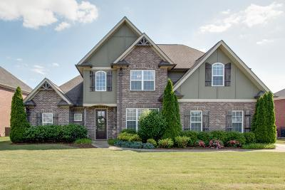 Murfreesboro Single Family Home For Sale: 5125 Saint Ives Dr