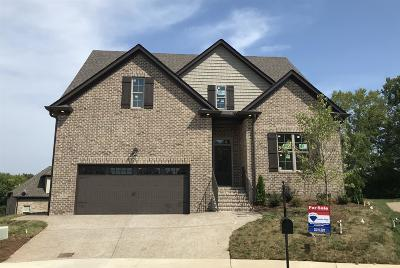 Sumner County Single Family Home For Sale: 211 Lotus Ct.