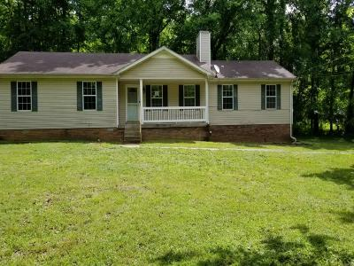 Woodlawn Single Family Home Active Under Contract: 4057 Sawmill Rd