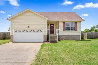Oak Grove Single Family Home Under Contract - Not Showing: 311 Grant