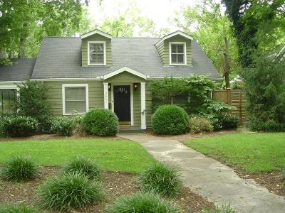 Nashville Single Family Home For Sale: 3801 Princeton Ave