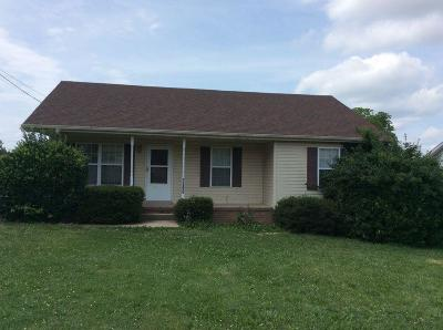 Oak Grove Rental For Rent: 1206 Carol Drive
