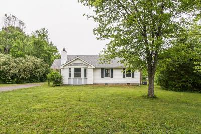 Smyrna Single Family Home For Sale: 411 Lake Farm Rd