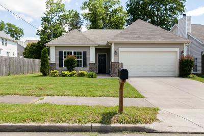 Antioch Single Family Home For Sale: 8521 Lawson Dr