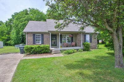 Old Hickory Single Family Home For Sale: 905 Wooden Ct