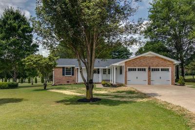 Lewisburg Single Family Home For Sale: 404 Manor Cir