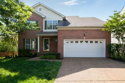 Mount Juliet Single Family Home For Sale: 2403 Keeling Dr