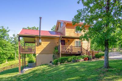 Mount Pleasant Single Family Home For Sale: 279 Baptist Branch Rd