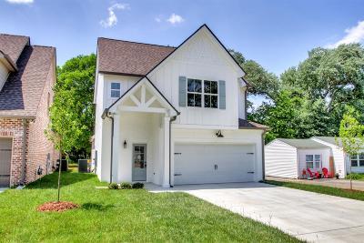Lebanon Single Family Home For Sale: 232 B Pennsylvania Ave