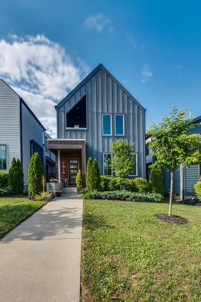 East Nashville Single Family Home Under Contract - Not Showing: 1915 Truett Ave