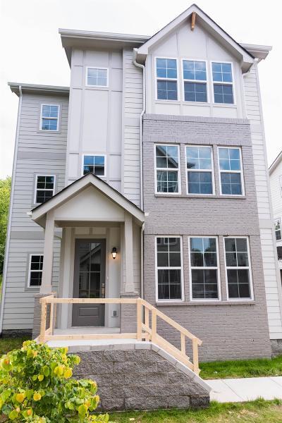 Nashville Single Family Home For Sale: 122 D Oceola Avenue