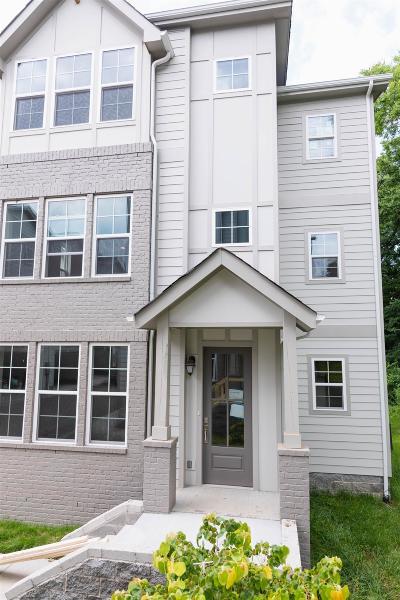 Nashville Single Family Home For Sale: 122 E Oceola Avenue