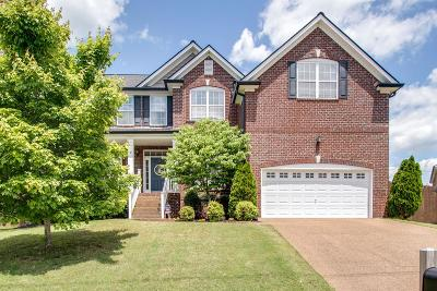 Mount Juliet Single Family Home Under Contract - Showing: 811 Alex Way