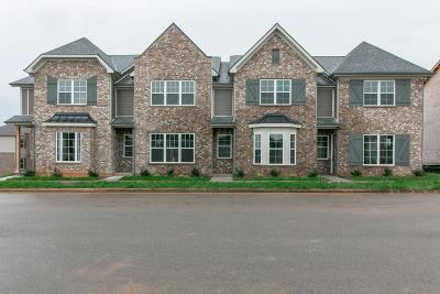 Spring Hill Single Family Home For Sale: 103 Bellagio Villas Dr
