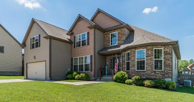 Clarksville Single Family Home For Sale: 155 Verisa Dr