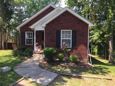 Madison Single Family Home Active Under Contract: 1418 Pawnee Trl