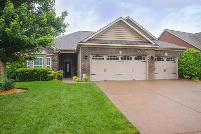 Lebanon Single Family Home For Sale: 319 Meandering Dr