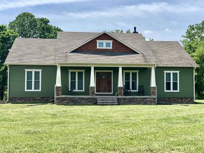 Smithville Single Family Home For Sale: 5155 Cookeville Hwy