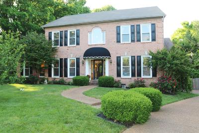 Brentwood Single Family Home For Sale: 424 Loudon Place