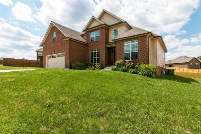 Clarksville Single Family Home For Sale: 159 Melbourne Dr