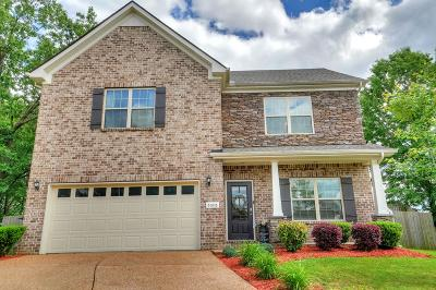 Spring Hill Single Family Home For Sale: 8008 Tiger Ct