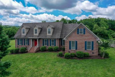 Lewisburg Single Family Home For Sale: 1001 Buddy Jones Rd
