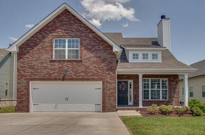 Sumner County Single Family Home For Sale: 1052 Harper Dean Way