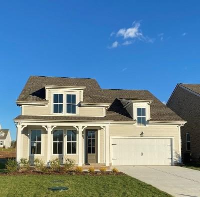 Murfreesboro Single Family Home For Sale: 1227 Proprietors Pl (125)