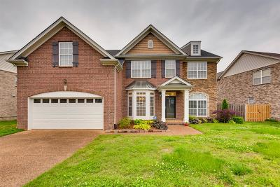 Spring Hill Single Family Home For Sale: 1022 Tanyard Springs Dr.