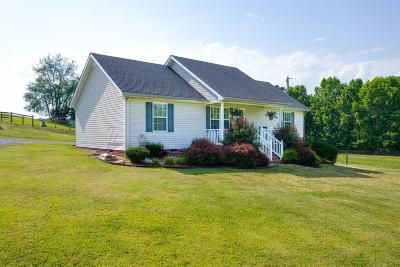 Sumner County Single Family Home Under Contract - Showing: 1206 Harsh Ln