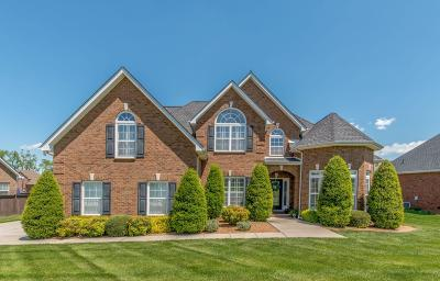 Murfreesboro Single Family Home For Sale: 722 Indian Park Drive