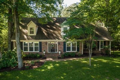 Hendersonville Single Family Home Active Under Contract: 126 Bayview Dr