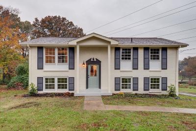Nashville Single Family Home For Sale: 632 Larchwood Dr