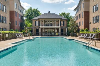 Brentwood Condo/Townhouse For Sale: 311 Seven Springs Way Apt 104