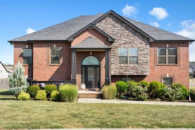 Single Family Home For Sale: 1626 Edgewater Ln