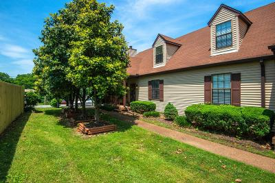 Nashville Single Family Home For Sale: 1313 Quail Valley Rd