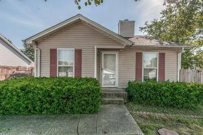 Lavergne Single Family Home For Sale: 511 Cedar Park Cir